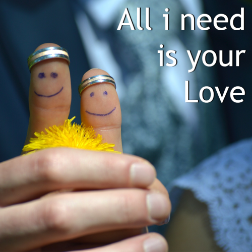 all i need is your love whatsapp Images