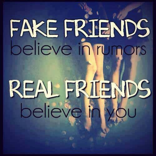 whatsapp dp for group about real fake friends