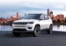 Jeep Compass on-road price in Bangalore