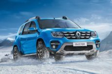 Renault Duster Monsoon Adventure