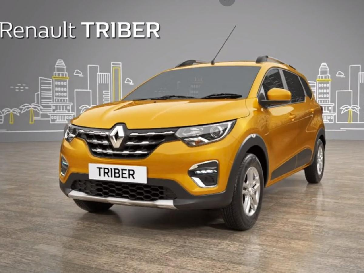 Renault Triber Price in Hyderabad