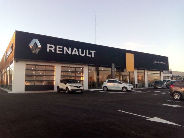 Renault Showroom Hyderabad